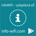 Info Wifi - vylepšená síť pro každého